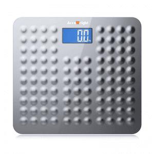 ACCUWEIGHT High Accuracy Digital Bathroom Scales