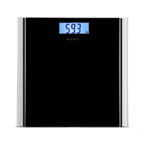 Exzact Digital Bathroom Scales