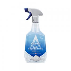 Astonish Daily Shower Shine Spray Shower Cleaner - 750ml