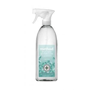 Method Antibacterial Bathroom Cleaner Water Mint