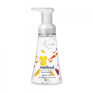 Method Limited Edition Foaming Hand Wash Ginger Twist 300ml