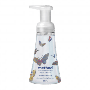 Method Limited Edition Foaming Hand Wash Meadow Flowers 300ml