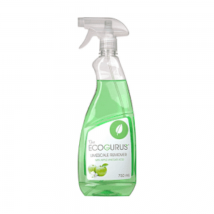 The EcoGurus Natural Limescale Remover Antibacterial Spray