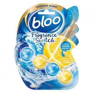 Bloo Fragrance Switch Rim Blocks Marine in Ocean and Lemon