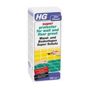 HG Super Protector Wall and Floor Colourless Grout Sealer