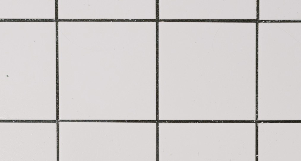 Sealed Shower Grout